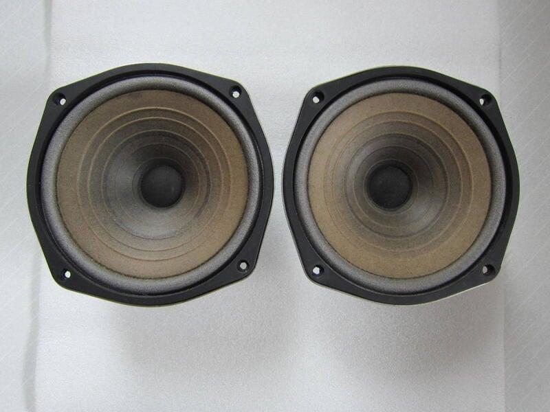 Diatone P-610DB 6.5吋 全音域單體 1  對