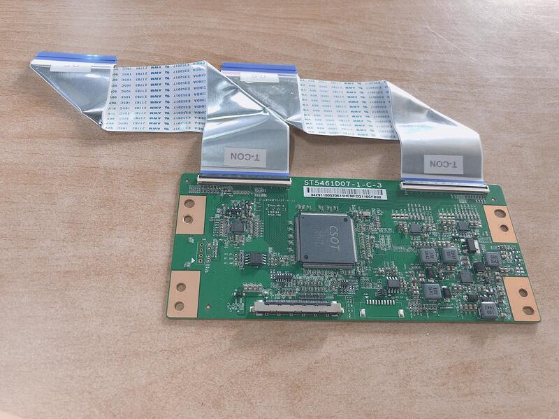 BENQ 明基 55JM700 液晶顯示器 邏輯板 ST5461D07-1-C-3 拆機良品 0