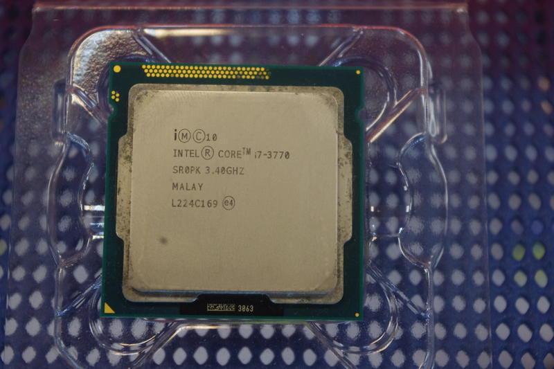 ◣LA.DI.DA◢ 二手良品 Intel I7-3770 CPU 1150腳位 3.90G 4核心