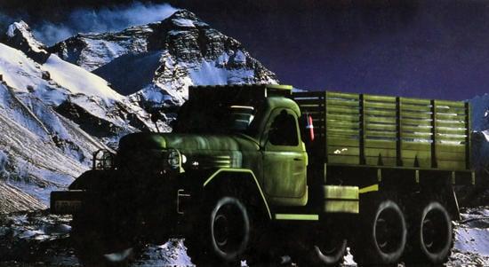 現貨 1/72 TRUMPETER  解放CA-30卡車 01103