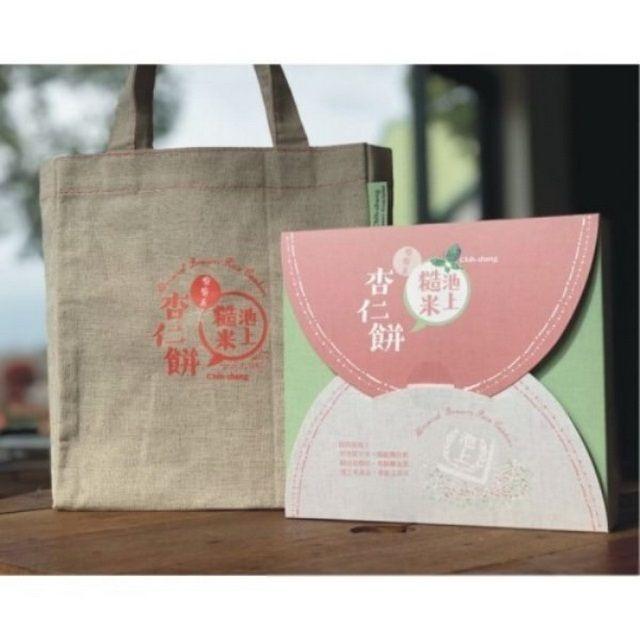 【PChome 24h購物】 【池上鄉農會】池上糙米杏仁餅220g/盒 DBAC2V-A900A54OE