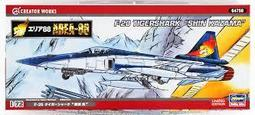 "HASEGAWA 長谷川模型 料號64750 ""88區""F-20虎鯊 ""風間 真"" 1/72"