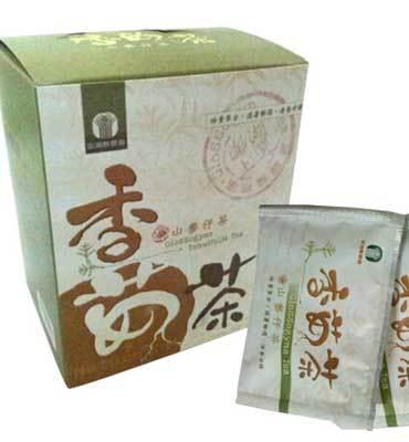 《滿千免運費》澎湖香茹茶【20包/盒】