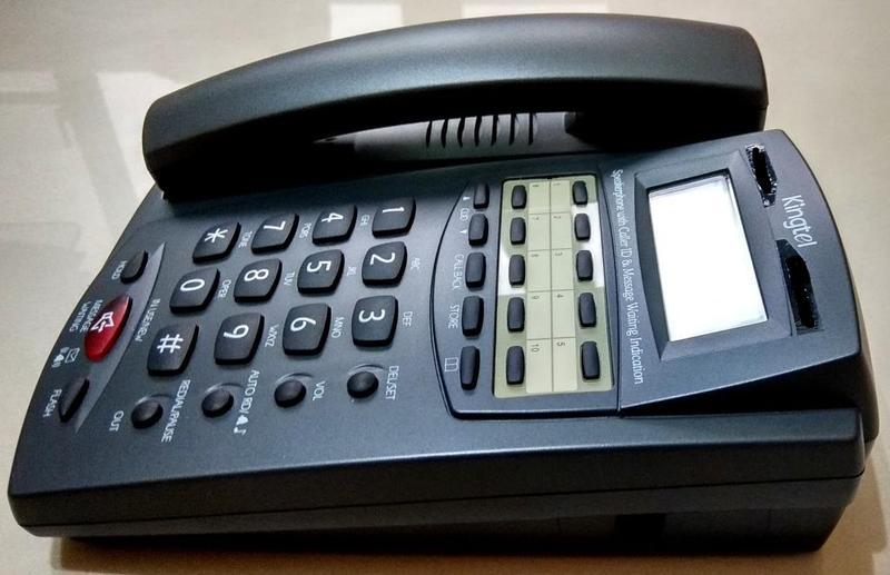 Kingtel  KT-4127M 電話機