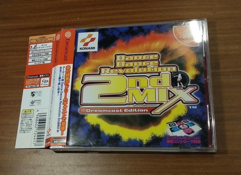 便宜賣!DC日版遊戲- 熱舞革命 2rdMIX(7-11取貨付款)