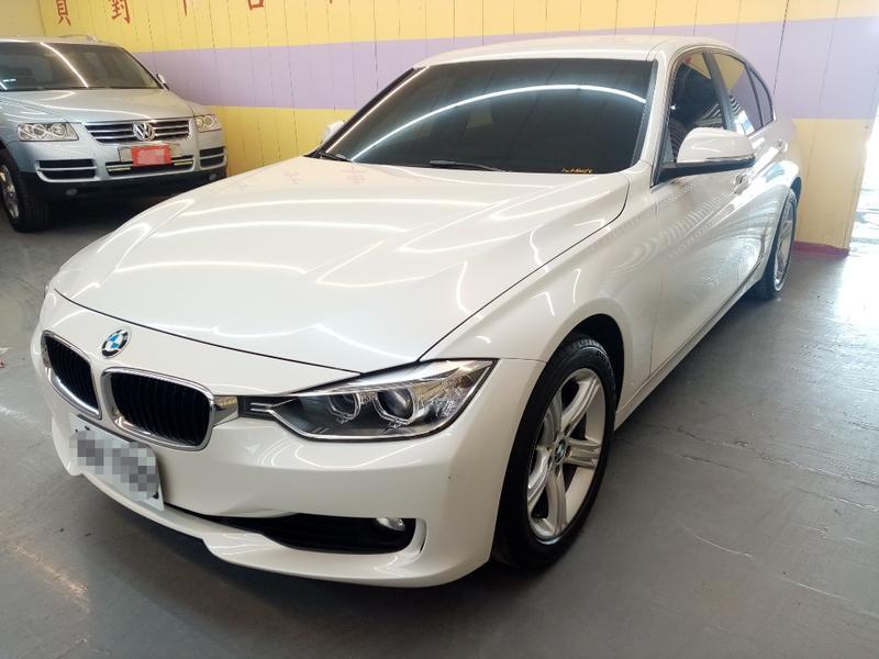2015年 BMW 320i 2.0 總代理
