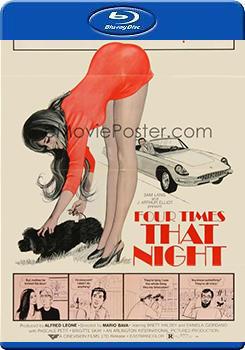 BD25G藍光影片:那夜四次 :Four Times That Night :BD-15295