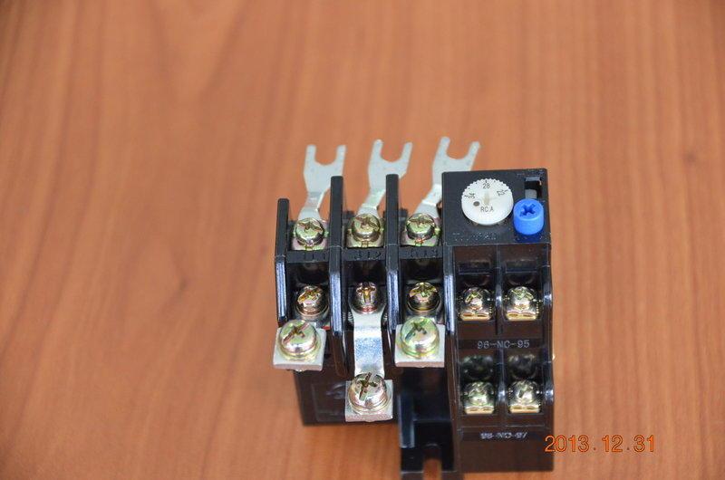 士林 TH-P20TA 熱動過電流繼電器 過載繼電器 過載保護器 積熱電驛 over lelay