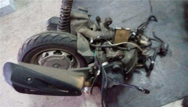 達成拍賣 奔騰G3 V1 噴射引擎零件 剎車鼓 傳動蓋 齒輪箱 排氣管 電盤 離合器 輪圈 啟動盤 引擎吊架 避震器