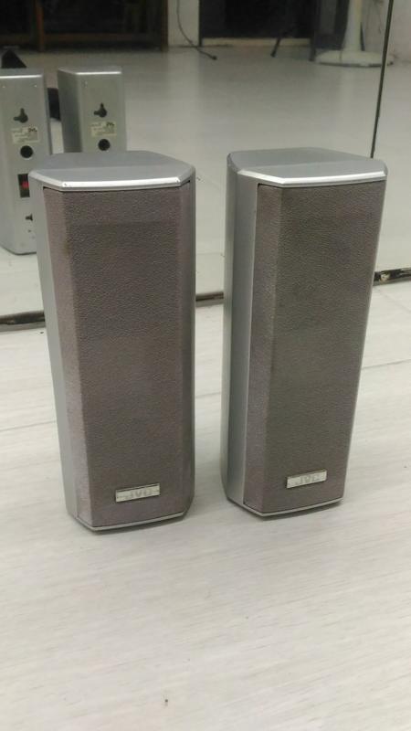 jvc sp-xf10f 6歐姆 100瓦 喇叭 音響