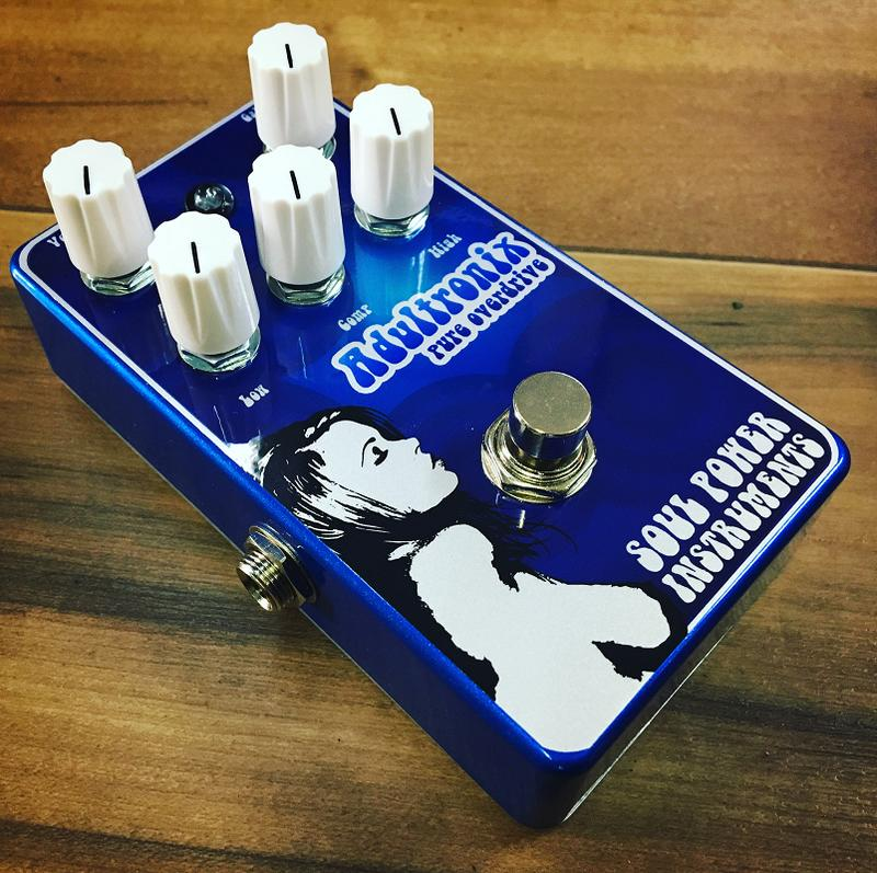 日本手工 SPI Adultronix Overdrive (Boss BD-2 / Dumble系) 全新一年保