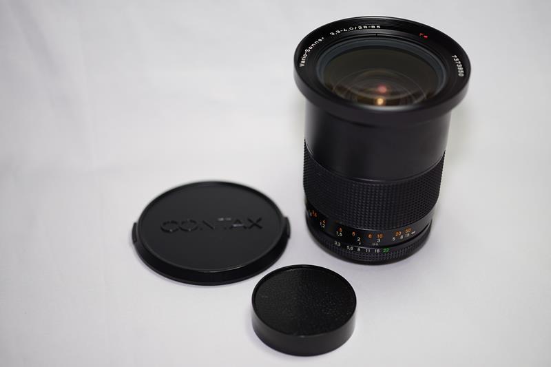 【11月特價】CONTAX Carl Zeiss Vario-Sonnar 28-85mm F3.3-4.0 MMJ