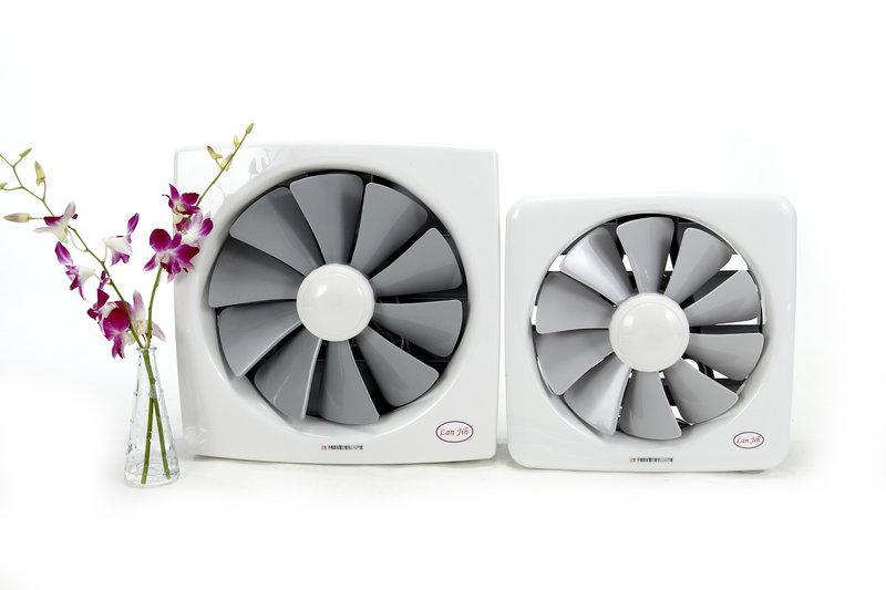 DO嘟嘟DO藍鯨Lan Jih靜音14吋百葉窗型排風扇GF-14台灣製造超靜音8吋10吋12吋14吋排風扇/換氣扇抽風機