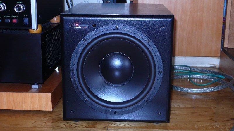 山賊賊鋪=DYNAUDIO BM12S 主動式重低音(降價出清)