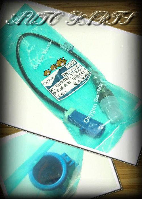 <線上汽材>日本NTK O2/含氧感知器/4P/公/圓/藍色/47cm ESCAPE 3.0/TRIBUTE 3.0
