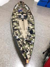 BIC 摺疊獨木舟 平台舟