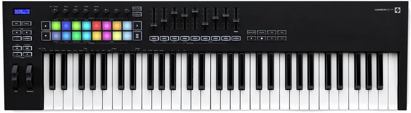【爵士樂器】公司貨 保固 Novation LaunchKey 61 MK3 61鍵主控鍵盤 控制鍵盤 MIDI鍵盤控制