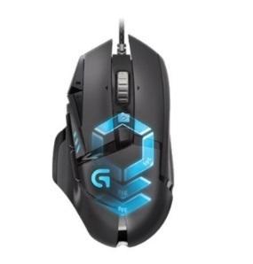 【Logitech羅技】PROTEUS SPECTRUM RGB自調控遊戲滑鼠G502