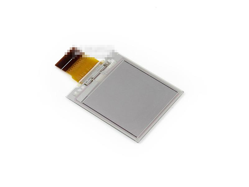1.54寸墨水屏裸屏B型 顯示幕 電子紙 SPI介面 紅黑白三色 w43 056 [9000055]
