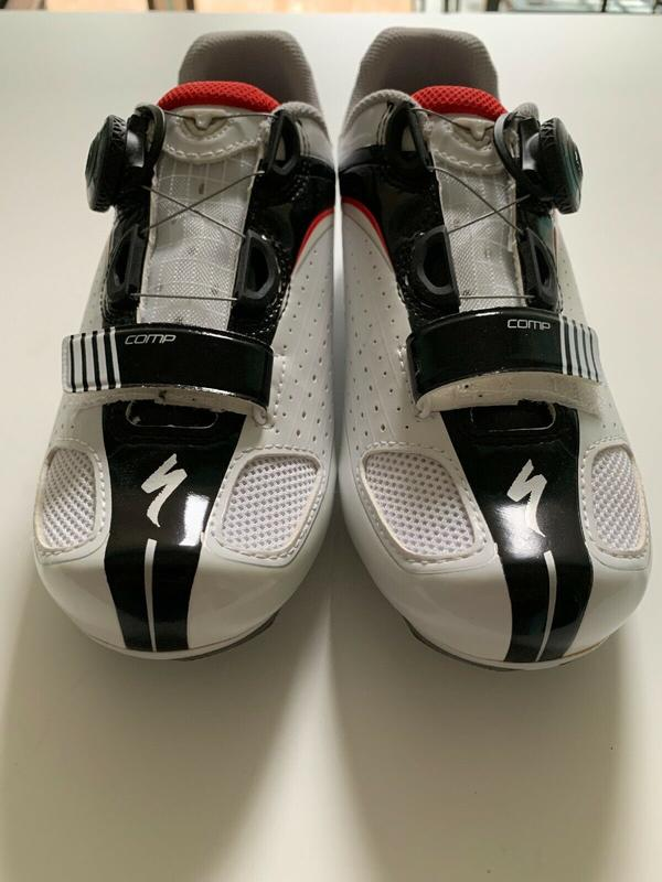 Specialized Body Geometry Comp Rd Road Shoes EU 41.5 US 8.5