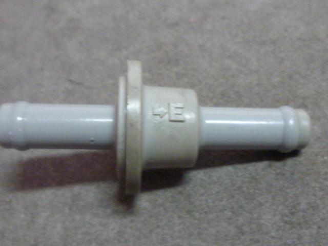 K5 K6 K7 K8  CITY 原廠AIR桶(倍力增壓器)煞車單向閥