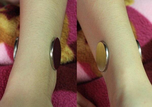 ■萬磁王■釹鐵硼強力磁鐵-圓形超強力磁鐵-30mmx3mm-人體使用手冊