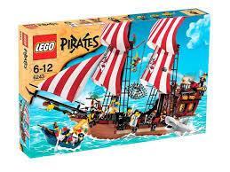【全新未拆】LEGO 樂高 6243 海盜船 Brickbeard's Bounty