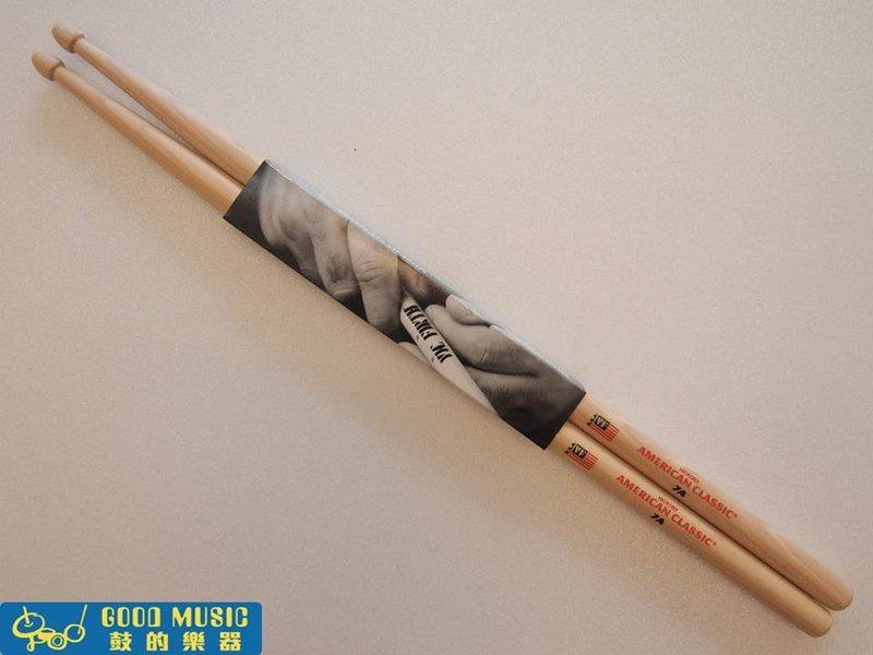 【鼓的樂器】Vic Firth 鼓棒 7A 胡桃木 美國製