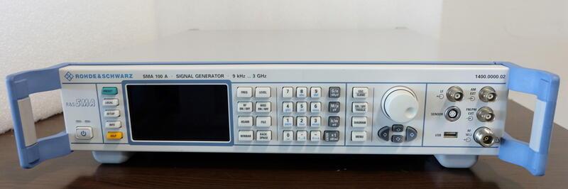 (華甸科技)  R&S SMA100A Signal Generator 信號產生器