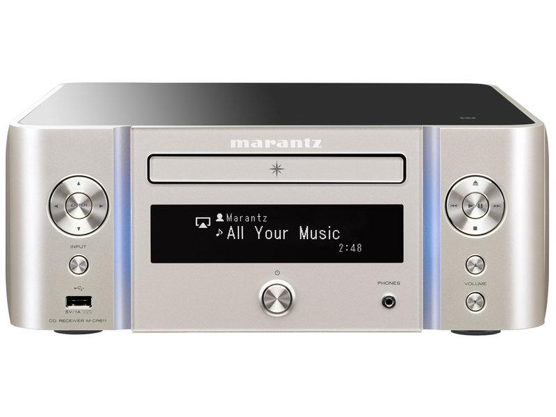 Marantz M-CR611 CD 網路收音擴大機 (Rotel JBL Kimber Usher Dynaudio)