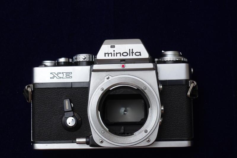(5+6) MINOLTA XE #1107458