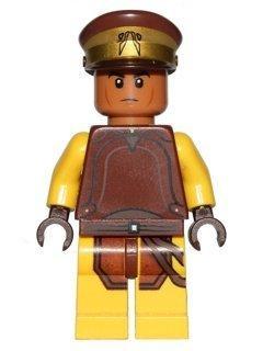 LEGO樂高Star Wars星戰75091/75058 納卜星士兵Naboo Security Guard 人偶