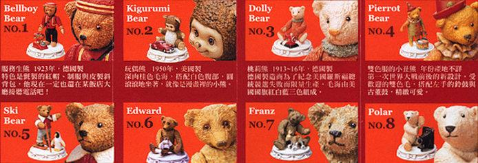 7-11瑞穗鮮乳     日本海洋堂古董泰迪熊公仔   滑雪熊 勿直接下標  請先諮詢庫存量
