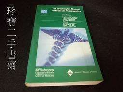 【珍寶二手書齋Fm18】《The Washington 》ISBN:0781746388│31版