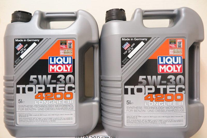 liqui moly 4200 5w30 5l 504 507 bmw. Black Bedroom Furniture Sets. Home Design Ideas