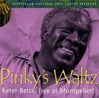 {爵士樂}(Jazzmont) Keter Betts / Pinky's Waltz  蒙特佩利爾現場