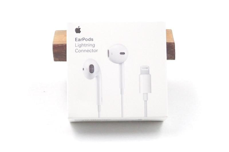 超 2入組 Lightning 原廠耳機盒裝Apple EarPods iPhone 7 iPhone 7 Plus 蘋