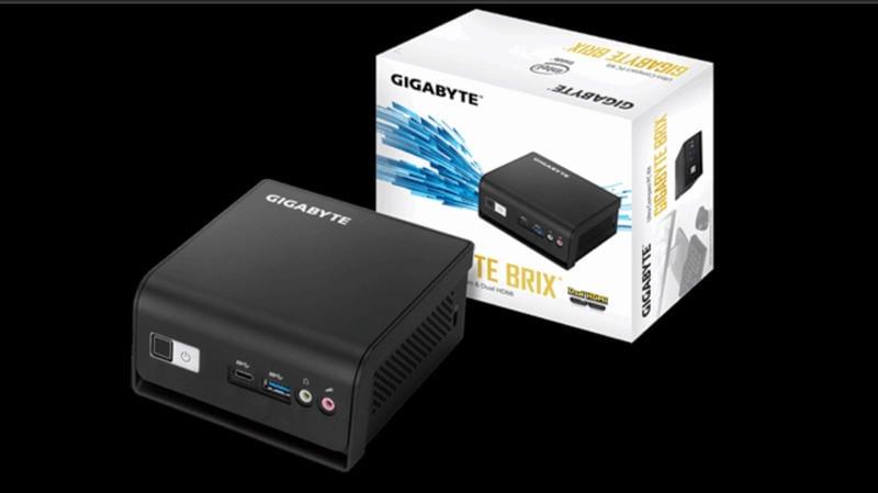 技嘉 Gigabyte Brix GB-BLCE-4105R 迷你準系統電腦