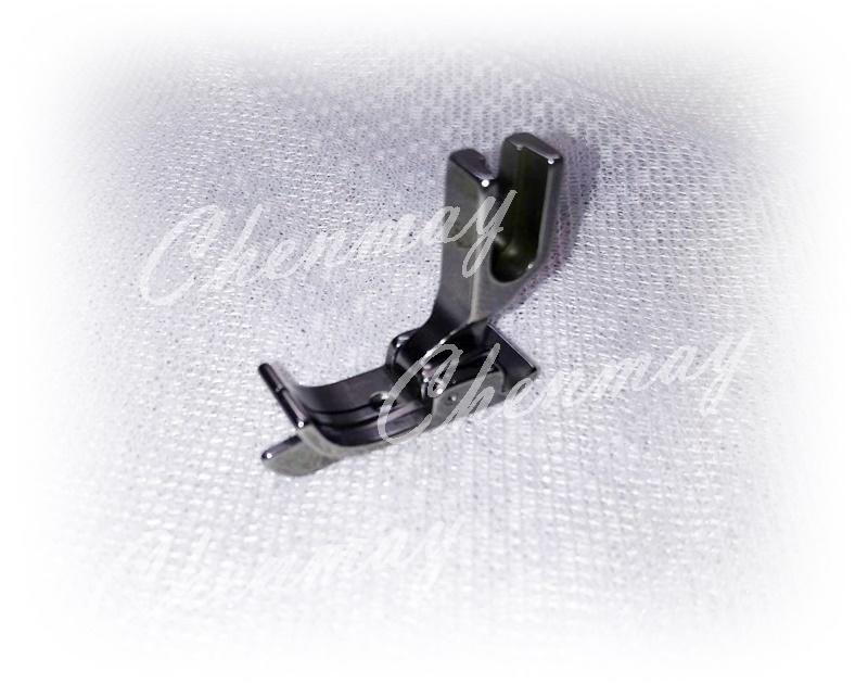 11-002活動式縫份壓腳*拼布材料兄弟juki勝家三菱工業用縫紉機*可車縫分/壓線壓布腳*