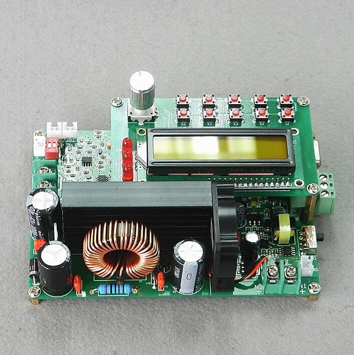 D6008A可編程數控直流穩壓恒流電源可調降壓模組隔離485 232通訊