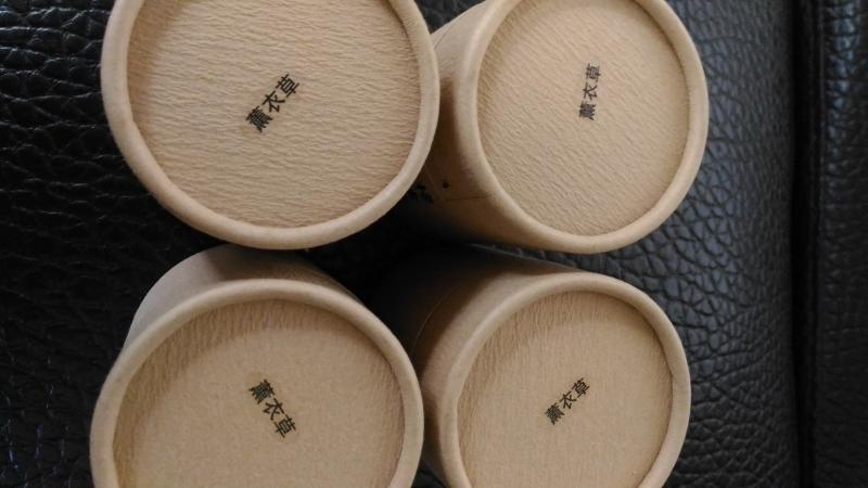 小盤香  48片盒裝 薰衣草香味