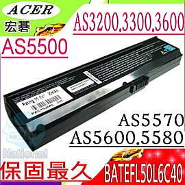 Acer 電池(保固最久)-宏碁電池-Aspire 5500,5501電池,5502,5504,5570,5580電池,5600電池,Lip6220qupc sy6 宏碁筆電電池