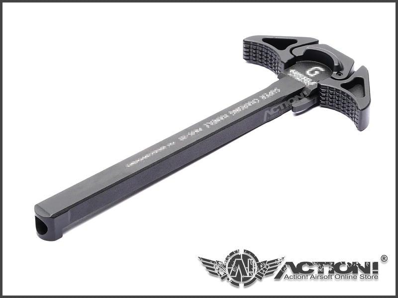 【Action!】補貨中)Z-Parts - G-Style SCH樣式 戰術拉柄 (Marui MWS規格 黑色)