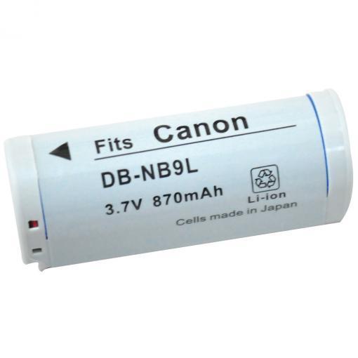 【控光後衛】Canon NB-9L 原廠鋰電池 NB9L 原電 適用IXUS 1000HS / N2 / N 公司貨