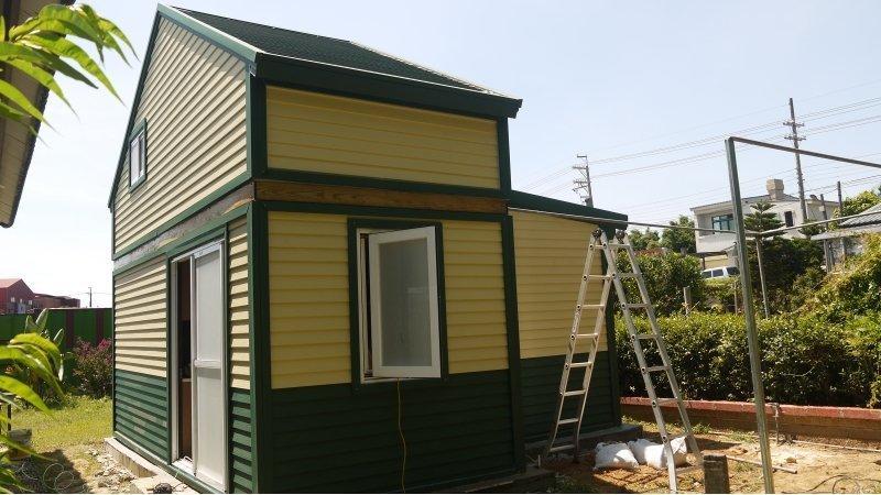 移動式組合屋  造型小木屋  鐵皮屋  貨櫃屋