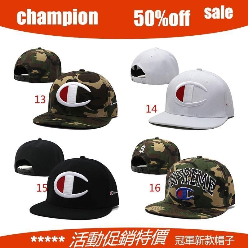 熱賣現貨champion棒球帽 戶外運動帽 多個顏色 遮陽帽 冠軍帽 情侶款 帽子 滑板潮帽 可調尺寸