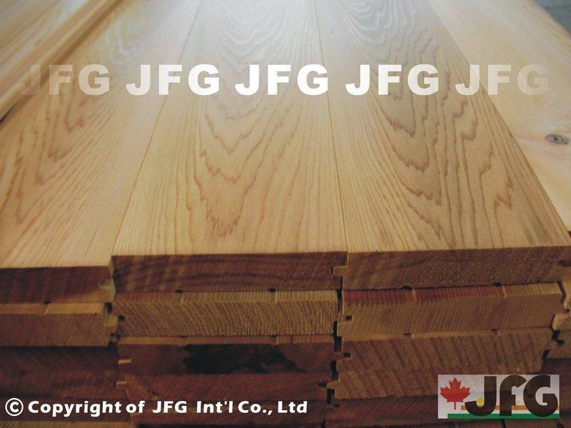 【JFG 木材精選】WRC 美西側柏地板】28x140mm 原木地板 實木地板 紅檜 北美檜木 防潮地板 木屋 和室地板