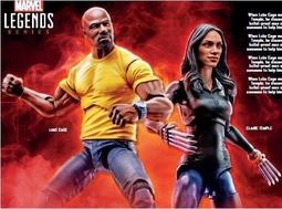 杯麵!# 現貨! 孩之寶 漫威 Marvel Legends Netflix 盧克 凱奇 一套兩款