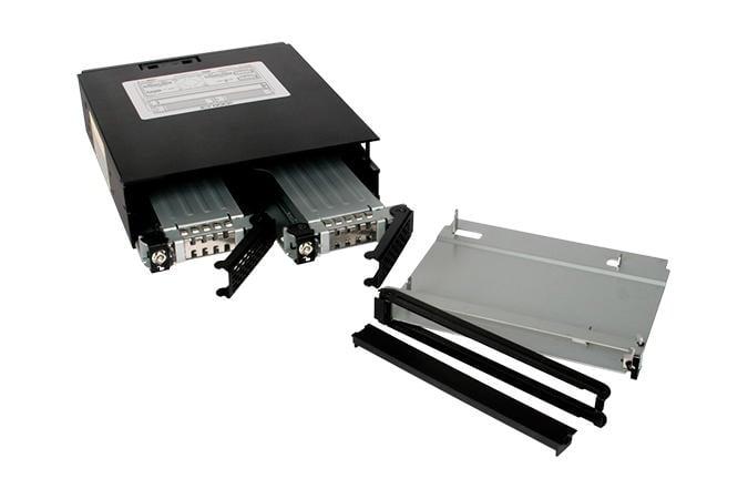 MB994IKO-3SB 2.5吋 SATA/SAS HDD/SSD 兩顆式+12.7mm薄型光碟機空間 轉 5.25