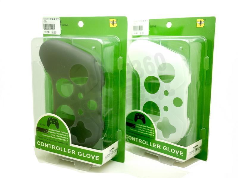 XBOXONE XBOX ONE 無線控制器 手把 專用 果凍套 矽膠套 保護套 TB 黑色 白色【台中恐龍電玩】
